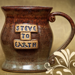 """Steve to Earth"" Mug"